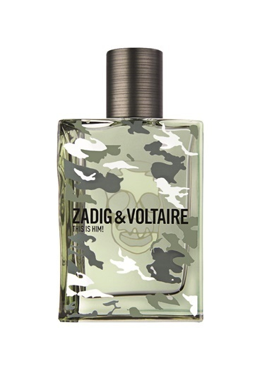 Zadig&Voltaire This Is Him No Rules EDT 50 ml Erkek Parfümü Renksiz